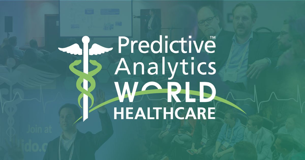 The premier machine learning conference for the Healthcare Industry 11-12 MAY, 2020, Munich